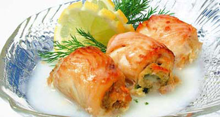 Приготовить горячее из рыбы