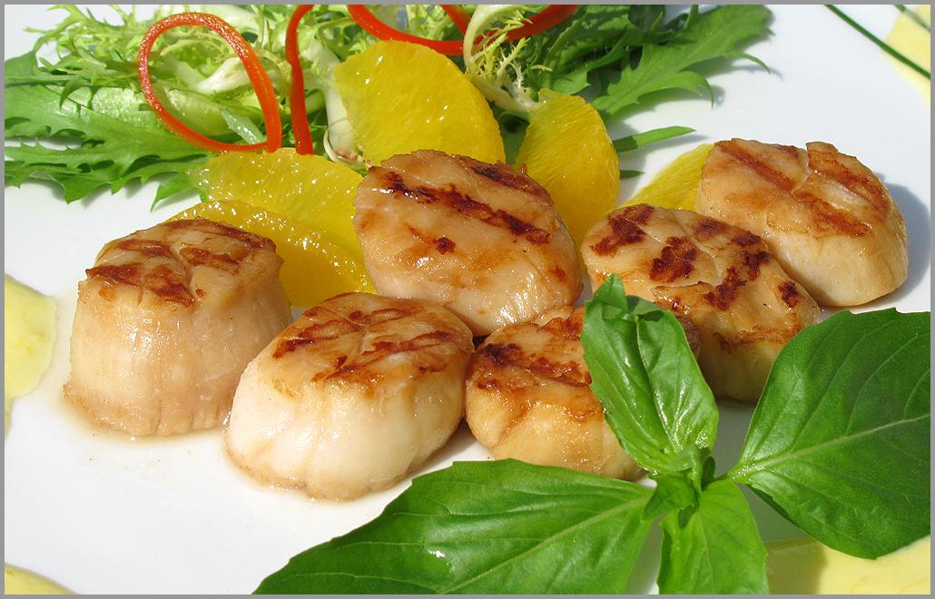 Морские гребешки в кляре рецепт приготовления