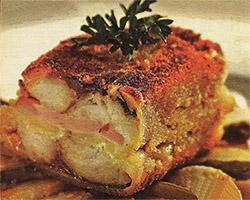 Рыба, запеченная на углях или гриле