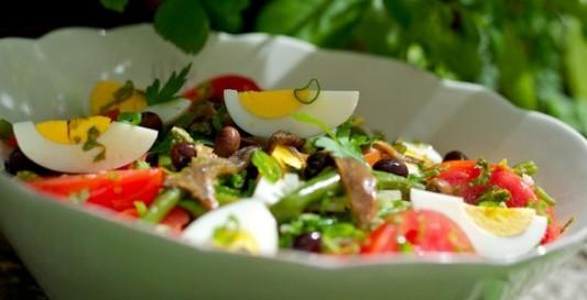 """""""Нисуаз"""" - прекрасный французский салат"""