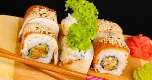 Японское суши на русский манер