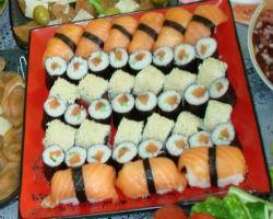 "Суши ""Сакура"": как в японском ресторане!"