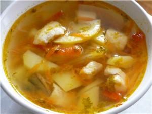 Рецепт французского рыбного супа