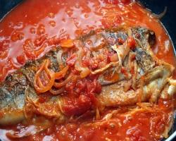 Рецепт сельди в томатном соусе