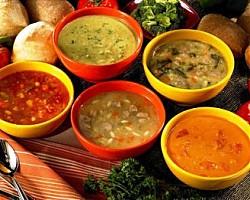 5739аХолодный кисло-сладкий грибной суп
