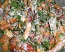 Вкусный салат и намазка из рыбы