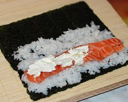 Японское рыбное блюдо — сашими