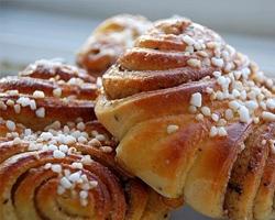 Горбуша под хлебной корочкой