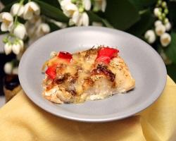 Рецепт судака, запеченного в соли