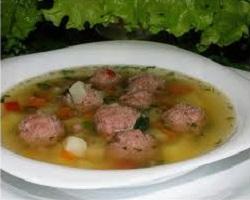 Суп может быть не только вкусным