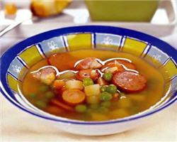 Рецепт картофельного супа с налимом