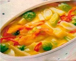 Как приготовить суп из крабов