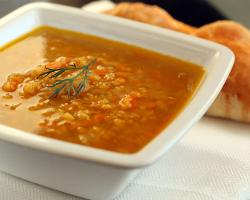 Как приготовить суп из камбалы